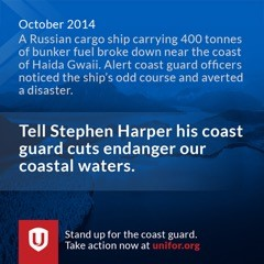 Save Coast Guard